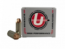 10mm Auto 100gr. Xtreme Defender Solid Monolithic Hunting & Self Defense Ammo