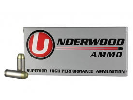 10mm Auto 200gr. Full Metal Jacket-Flat Nose Full Metal Jacket Hunting Ammo
