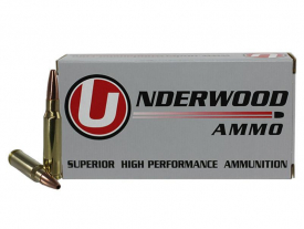 .308 Winchester 152gr. Controlled Chaos® Solid Monolithic Hunting & Self Defense Ammo