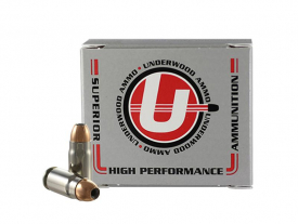 .357 Sig 147gr. Sporting Jacketed Hollow Point Hunting & Self Defense Ammo