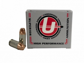 .380 ACP 90gr. Xtreme Penetrator® Solid Monolithic Hunting & Self Defense Ammo