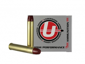 .444 Marlin 335gr. Flat Nose Gas Check Hi-Tek Coated Hard Cast Hunting Ammo