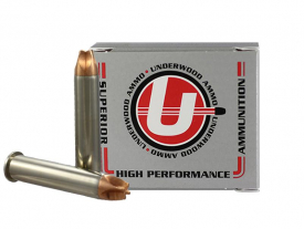 .45-70 Government 325gr. Xtreme Hunter Solid Monolithic Hunting Ammo