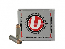 .45 Colt (Long Colt) +P 300gr. eXtreme Terminal Performance (XTP®) Jacketed Hollow Point Hunting Ammo