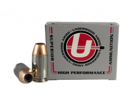 .45 GAP 185gr. Sporting Jacketed Hollow Point Hunting & Self Defense Ammo