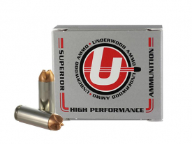 .50 Action Express 230gr. Xtreme Hunter Solid Monolithic Hunting & Self Defense Ammo