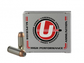.50 Action Express 325gr. Bonded Jacketed Hollow Point Hunting Ammo