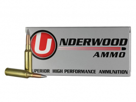 6.5 Creedmoor 119gr. Flash Tip Solid Monolithic Hunting Ammo