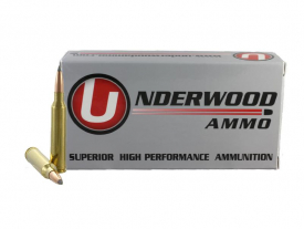 7mm Rem Mag 168gr. AccuBond® Jacketed Hollow Point Hunting Ammo
