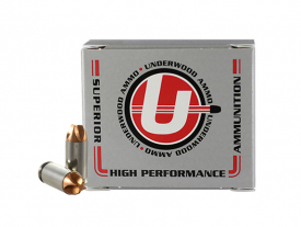 .40 S&W 115gr. Xtreme Defender Solid Monolithic Hunting & Self Defense Ammo